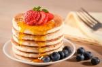 Cách làm bánh pancake ngon cho bữa sáng