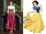 Váy áo Alberta Ferretti đẹp như công chúa Disney