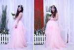 Váy cưới nổi bật của sao Việt nửa đầu năm 2015