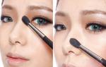 Mẹo nâng mũi cao trong nháy mắt với trang điểm