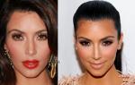 Bí quyết trang điểm quyến rũ như Kim Kardashian