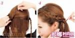 Hướng dẫn làm tóc cô dâu cực xinh chỉ mất 4 phút