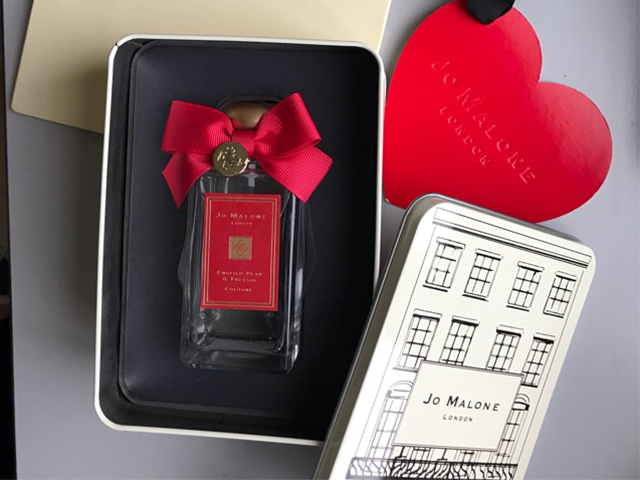 Jo Malone English Pear & Freesia Cologne Red Limited Edition