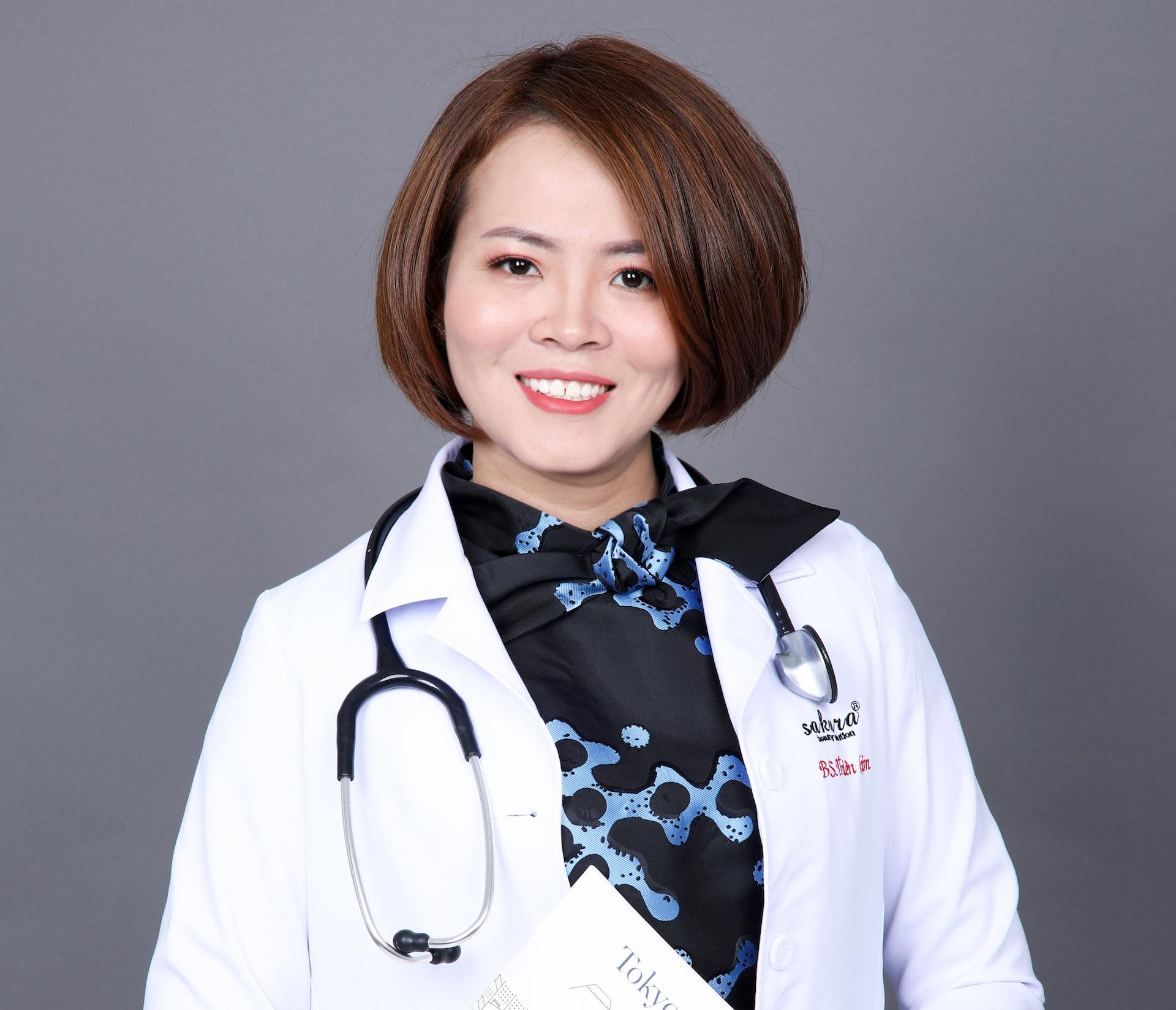Tiến sĩ Bác sĩ Đào Hoàng Thiên Kim